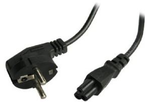 Kabel Power Adaptor Laptop Lubang 3 (1.5m)