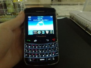 BB Onyx Replica China - TV + WiFi