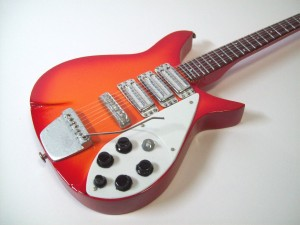 Miniature Gitar Rickenbacker 360 George Harrison