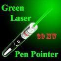 Green Laser Pointer 30mw