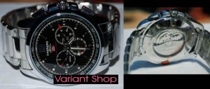 Chopard Chrono Black Dial