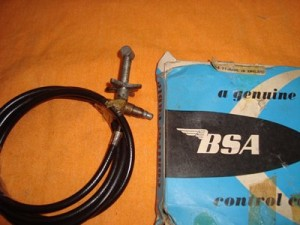 Kabel Kopling BSA Original