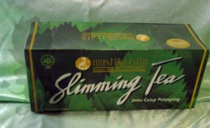 Slimming Tea Bs