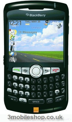 Blackberry Curve 8320 Original Canada 2nd