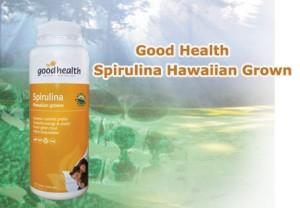 Spirulina Hawaiian Grown