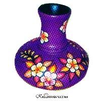 Purple Blue Mini Vase