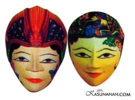 Wooden Mask Panji