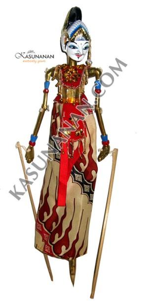 Wayang Golek Arjuna