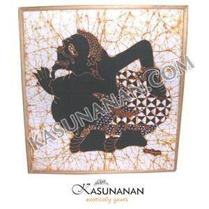 Batik Painting Semar