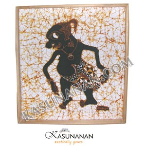 Batik Painting Gareng
