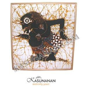 Batik Painting Bagong