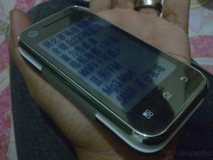 Motorola M600 Replika wifi edition