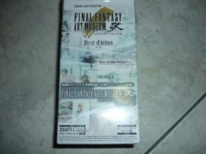 Final Fantasy XIII Museum Arts [ FF CARDs]