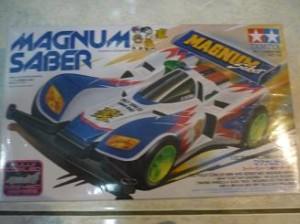 TAMIYA Mini 4WD Magnum Saber