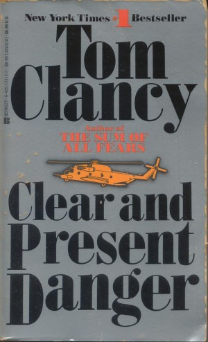 Tom Clancy - Clear And Present Danger
