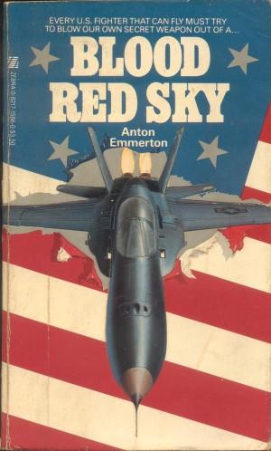 Anton Emmerton - Blood Red Sky