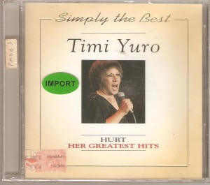 Timi Yuro - Her Greatest Hits