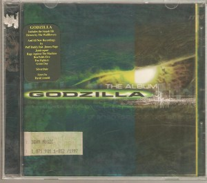 Soundtrack - Godzilla