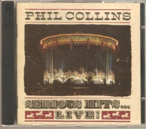 Phil Collins - Serious Hits.. Live!