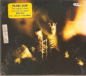 Pearl Jam - Riot Act