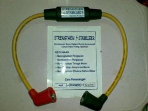 Strengthen & Stabilizer (Untuk Mobil)