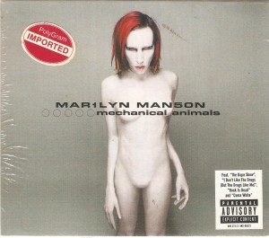 Marylin Manson - Mechaninal Animals