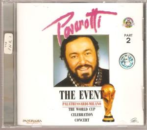 Luciano Pavarotti - The Event