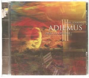 Karl Jenkins - Adiemus III - Dances Of Time