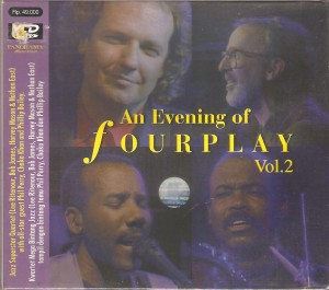 Fourplay - An Evening Of Fourplay Vol. 2 (Vcd)