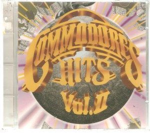 Commodores - Hits Vol 2