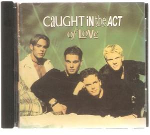 Caught In The Act Of Love - Caught In The Act Of Love