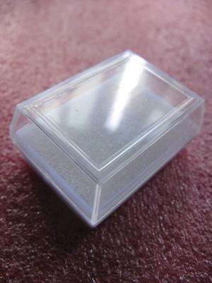 Kotak Perhiasan Plastik 5 x 4 x 2,2