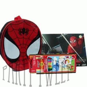 Paket Kado Spiderman 3