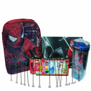 Paket Kado Spiderman 4