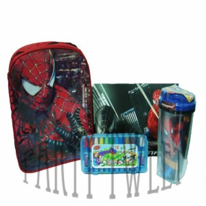 Paket Kado Spiderman 5