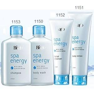 Bioglo Spa Energy Facial Cleaner (150 Ml) Kode : 1152.