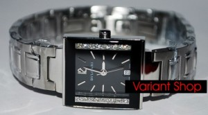 Bvlgary Diamond Black Dial