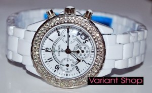 Channel J-12 Chrono Diamond