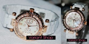 GC Diamond Chrono Gold