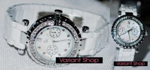 GC Diamond Chrono Silver