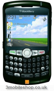 Blacberry Curve 8320 By Canada