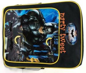 Tas Sekolahku Loecu - Batman ukuran besar (SD)