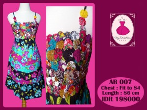 Handmade Bangkok Dress