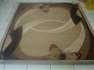Karpet Permadani Samira 18-215 - Brown (Standar)