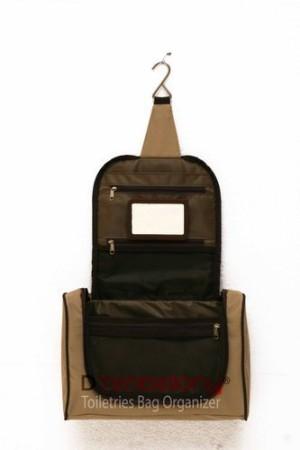 Toiletries Bag Organizer _ TBO Khaki