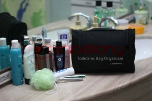 Toiletries Bag Organizer _ TBO Black