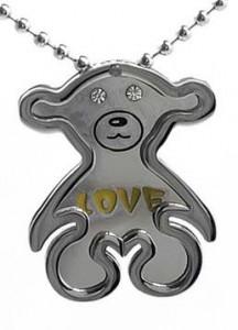 Kalung Love Bear