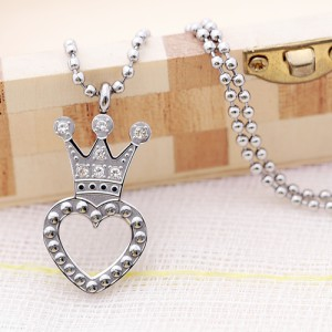 Kalung Queen Heart
