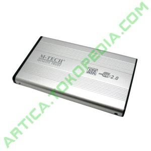 """Hard Disk Box 2.5"""" SATA Mtech"""