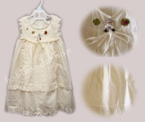 Cause & Berry White Lovely Lace Dress